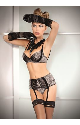 Casablanca Suspender Belt