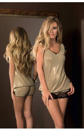 Goldie Nightset Shorts