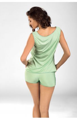 Mint Nightset shorts